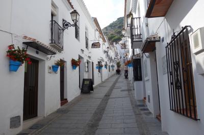 スペイン旅行⑥(白壁の街:ミハス)