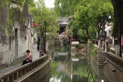 菜の花畑を求めて~無錫・興化・蘇州・上海への旅(その3 無錫・蘇州・上海)