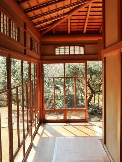 熱海梅園-2 中山晋平記念館を訪ねて ☆偉大な作曲家の居宅を移築し公開
