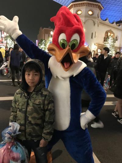 ユニバーサルスタジオジャパン日記2018