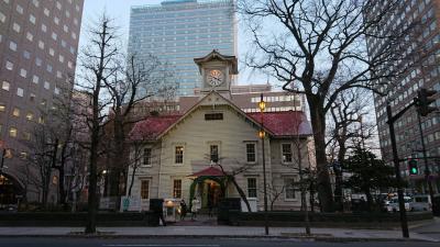 北海道(札幌・小樽)5泊6日[1]…成田から札幌へJW909搭乗&1日濃縮札幌観光