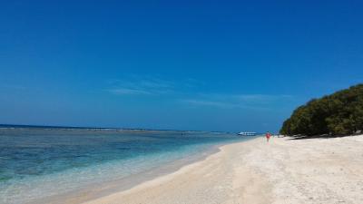 初めてのロンボク島①