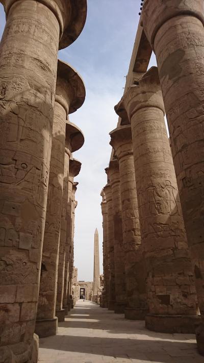 初エジプトでベタな観光地巡り③ - ルクソール