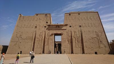 初エジプトでベタな観光地巡り④ - ルクソールからアスワンへ