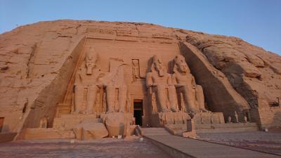 初エジプトでベタな観光地巡り⑥ - ゴールのアブシンベルへ