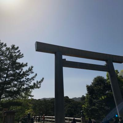 伊勢神宮への旅☆セントレア満喫!松阪でアレも食べちゃいました!
