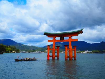 広島 1泊2日 駆け足だけど名物と名所を堪能した女子旅♪