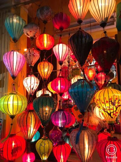 2018年4月 初ベトナムはインターコンチネンタル・ダナン・サンペニンシュラ・リゾートで過ごす極上の休日♪vol.3~ランタン灯るフォトジェニック「ホイアン」へ~