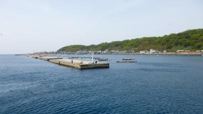 福岡の猫パラダイス島である『相島』に3度目の訪問【福岡市天神~博多駅~相島移動編】