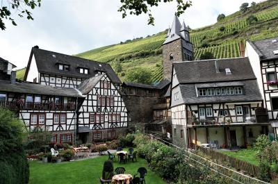 旅の終わりに素敵な贈り物☆バッハラッハ街歩き2 秋の風物詩ドイツ・スイスの旅10-4