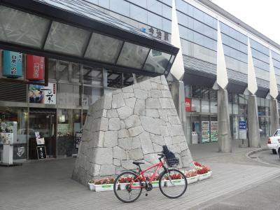 しまなみ海道サイクリング(今治駅⇒尾道駅 約75kmのんびり走って7時間)