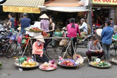 初ヴェトナム旅行 ① ー ハノイで人々のやさしさと歴史の古さに触れた旅を体験