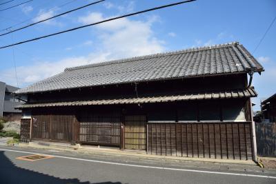 2018 東海道 石薬師宿