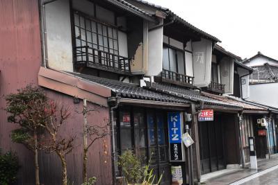 中国地方の真ん中にある三次の町歩き ~卯建の似合う町~(広島)
