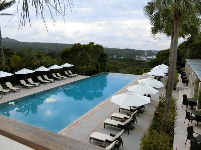 沖縄のリゾートホテルで3泊4日、観光無しの滞在記です