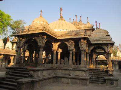 インド・2018年春の旅(12)           パリタナからアーメダバード経由でブージへ