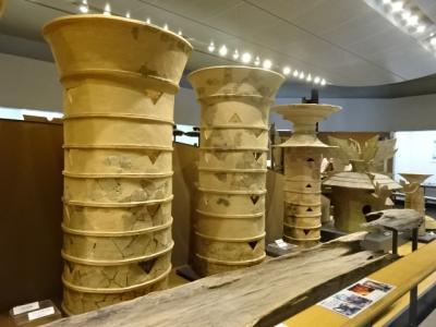 橿原考古学研究所付属博物館再訪