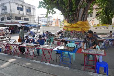 2017年タイ旅行⑤国境の町ムクダハン