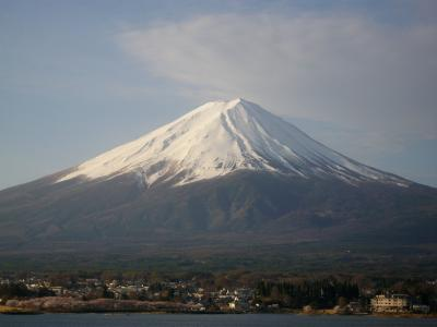 富士山が見た~いの旅(河口湖畔 忍野八海 富岳風穴 白糸の滝)No.2