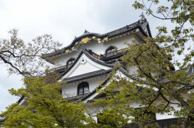 滋賀県旅行、竹生島と彦根城