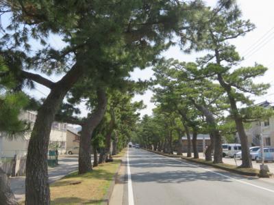 浜松の東海道舞坂宿を歩く
