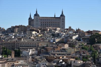 2017年(3)スペイン<マドリ-ドでフラメンコ鑑賞とトレドの旅>