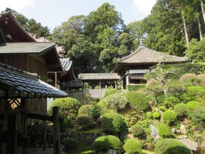 井伊直虎ゆかりの地を訪ねて(2)舘山寺温泉に泊まって名刹・龍潭寺を訪ねました