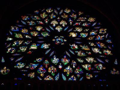 ★パリでステンドグラスがきれいな教会巡り★Ⅰ