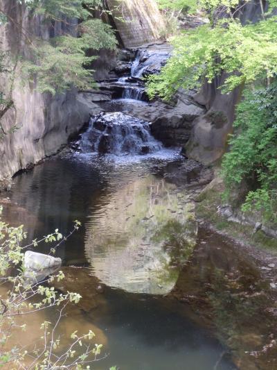 房総名所めぐり2日間 (2)濃溝の滝・いすみ鉄道