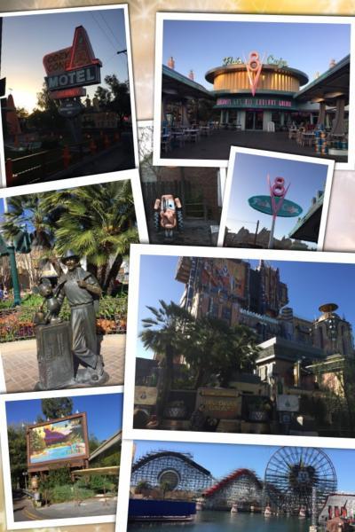 カリフォルニア8人旅行(13歳・8歳)③ カリフォルニアアドベンチャーパーク&ディズニーランドパーク編1