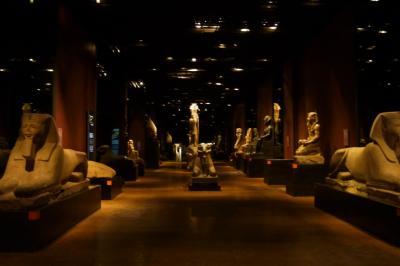 北イタリアの小さな都市巡り その16 帰国日だって観光!トリノのエジプト博物館は凄かった!!