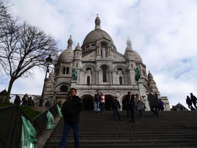 合わせて134歳、マイルでパリ18日間☆4日目モンマルトル