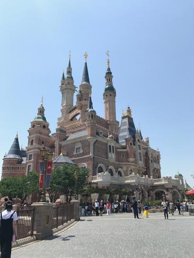 誕生日を上海ディズニーで迎えようと思ったら飛行機遅延で空港で日付変わった。