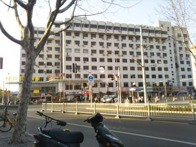 華晶賽館・(上海)はこんなホテルでした。・・・・2018久し振りの上海