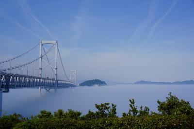 ぶらっと徳島へドライブ。そこは吊り橋三昧だった。