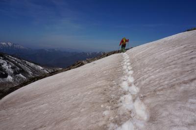 鮮やかな芝桜咲く秩父羊山公園とまだ雪が残っている茶臼岳(那須岳)へ②