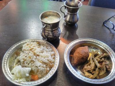 ニッポンの中の外国めぐり1712    「赤坂と十条でパラグアイ料理&クルド料理」  ~東京~
