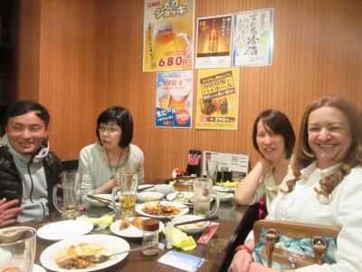 東京海外旅行研究会・大阪例会に行って来ました