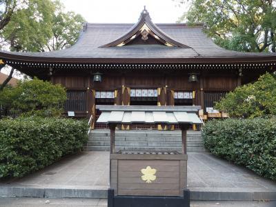 若宮八幡社 えっ!こちらが名古屋の総鎮守だったのね! 数々の武将に愛された神社