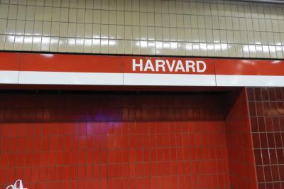ハーバードの大学生気分