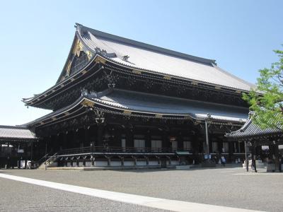 両親の納骨をメインとしたプチ京都旅行