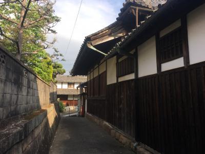 京都府久御山町東一口(ひがしいもあらい) 町並み