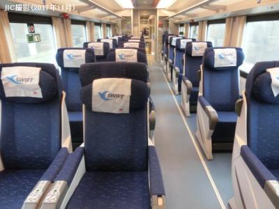 鉄路は続くPART2 ~モスクワ-ベルリン国際寝台急行列車「ストリージィ(スイフト)」号の旅(2)