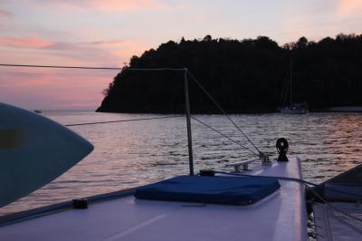 マレーシア★ランカウイ島~ペナン島クルーズ一週間の旅