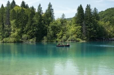 プリトヴィツェ(クロアチア)湖群国立公園