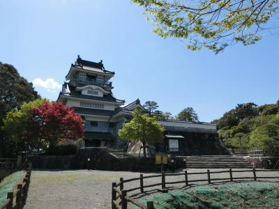 静岡遠州へ その9  武田と徳川の攻防があった小山城へ。