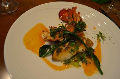 加古川で、絶品のオマール蝦