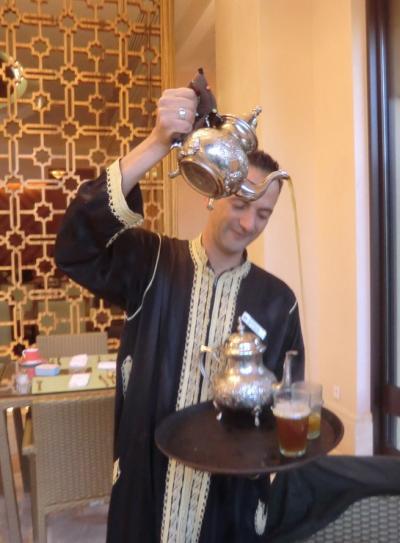 陽沈むマグレブの国・モロッコ夢紀行♪ vol.6  最終章 アルジャディーダのホテルステイとカタール航空・エコノミーで帰国