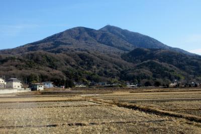 つくばりんりんロードは筑波山とのどかな田園風景が続く道