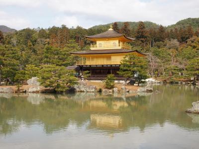 母娘で行く京都旅行[2]北野天満宮・金閣寺・仁和寺・など